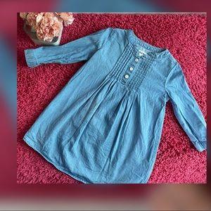 Old Navy Toddler Girl Denim dress 3/$25
